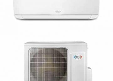 Argo ECOWALL 12000 Climatizzatore Fisso Monosplit, 0 V, 12000 Btu/h, Bianco