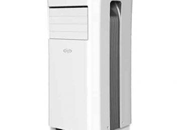 ARGO Glamour Climatizzatore Portatile Monoblocco, 230 V, Bianco